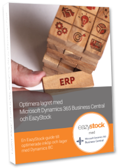 Optimera lagret med Microsoft Dynamics 365 Business Central och EazyStock