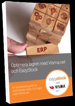 Optimera lagret med Visma.net och EazyStock