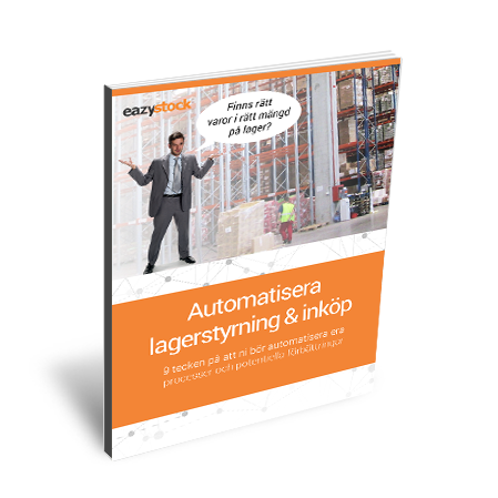 Automatisera lagerstyrning & inköp