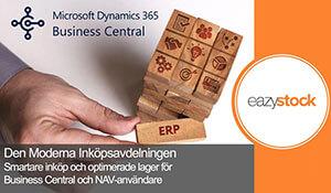Webinar Microsoft Business Central och NAV-användare