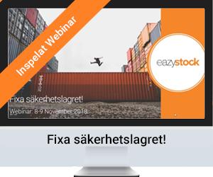 Inspelat Webinar - Fixa säkerhetslagret