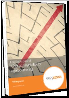 EazyStock's guide till: KPIer och nyckeltal för lageroptimering