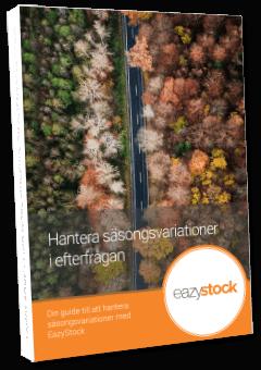 Hantera säsongsvariationer med EazyStock
